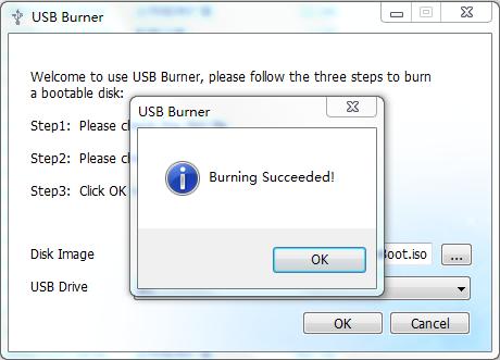 Création de USB Bootable