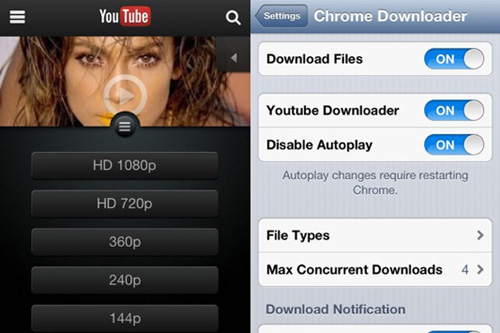 Chrome Downloader Plus
