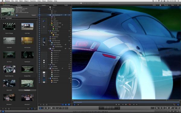 alternative à Adobe After Effects